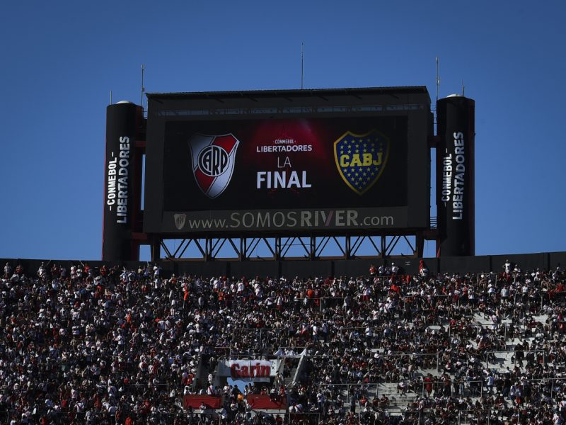 RIVER NO SERÁ LOCAL EN EL MONUMENTAL