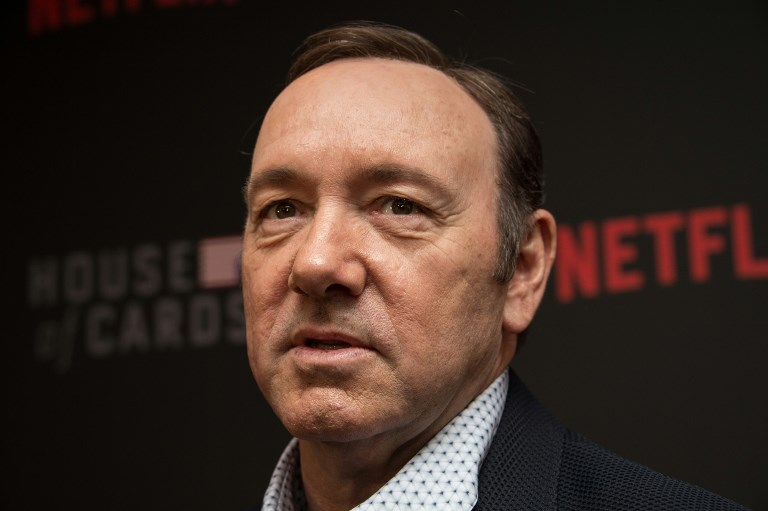 Presunta víctima de abuso de Kevin Spacey filmó un video de la agresión