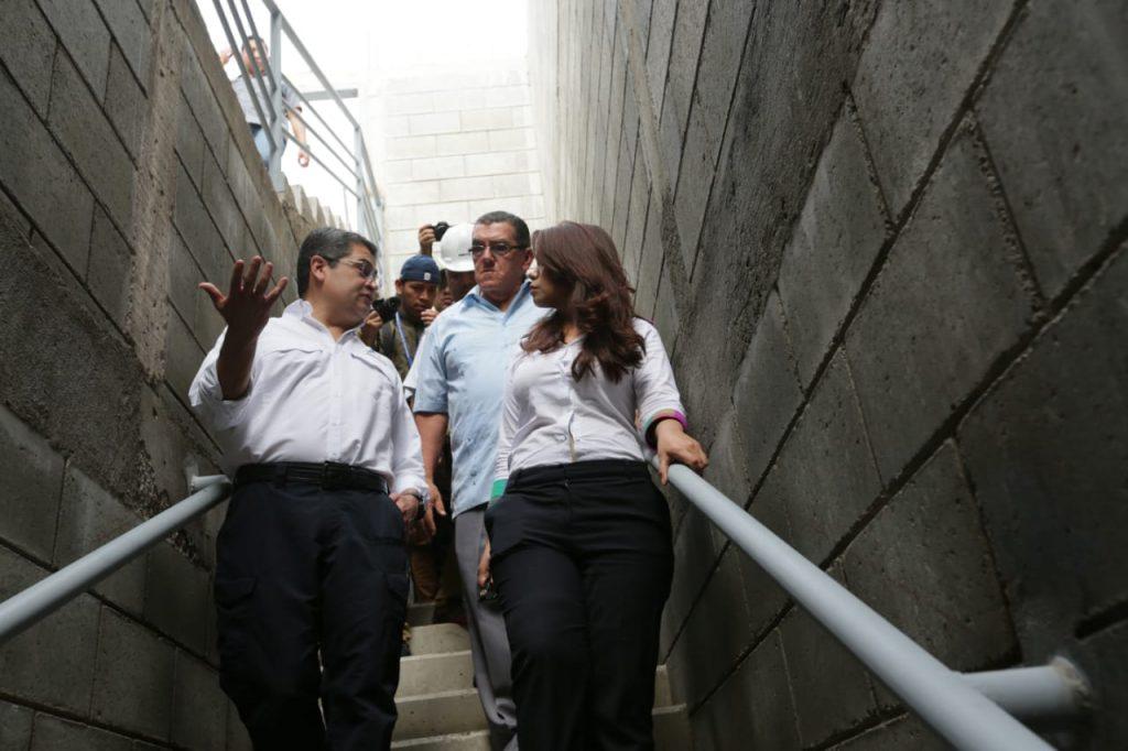 El proyecto ha sido supervisado por el presidente de Honduras, JOH.