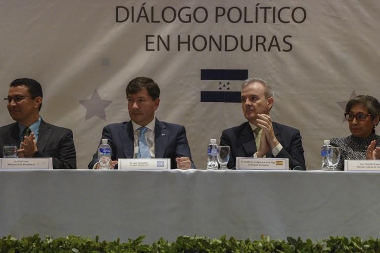 Ebal Díaz asegura está lista la silla para Libre en el diálogo y a otros partidos con diputados