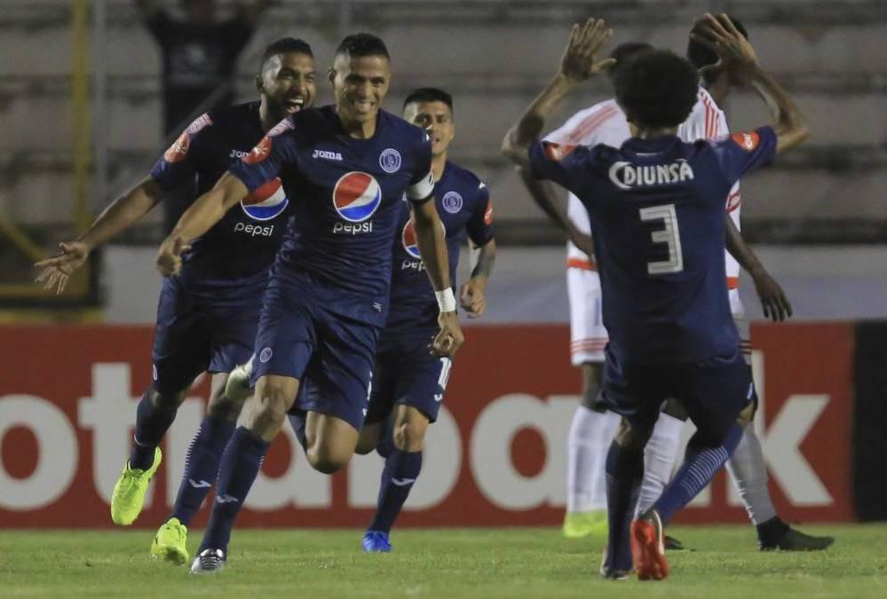 MOTAGUA ES SEMFINALISTA DE LA LIGA CONCACAF