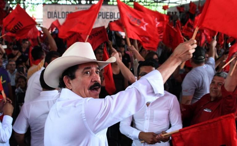 Miguel Briceño asegura que Libre no hace llamados a la violencia y tampoco a saqueos