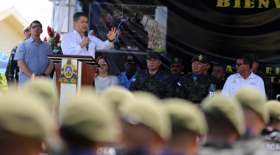 Presidente Hernández: advierte que abogados que se confabulen con delincuentes pueden parar en la cárcel