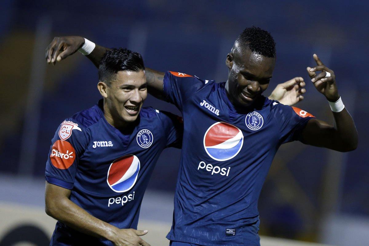 Motagua clasifica a semifinales de Concacaf tras doblegar 5-2 en global al Portmore de Jamaica