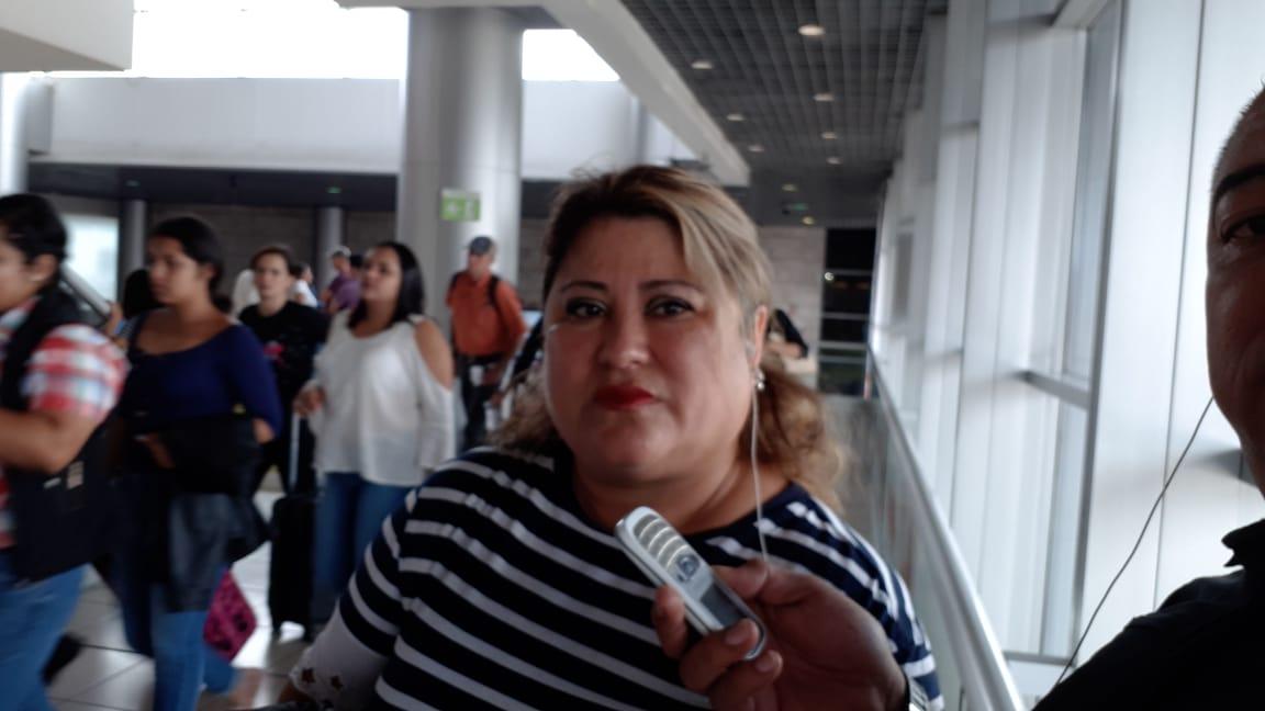 """Welsy Vásquez: """"Qué los perros ladren, pero no podrán derrocar al presidente Juan Orlando Hernández"""""""
