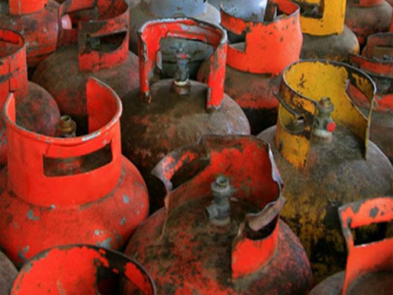 El cilindro LPG de 25 libras mantendrá su precio en este mes de marzo