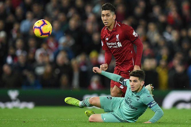 Liverpool golea 5-1 al Arsenal y aprovecha la derrota del Tottenham