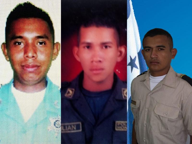 Dos policías y un oficial de la FFAA asesinados en la últimas horas en Honduras