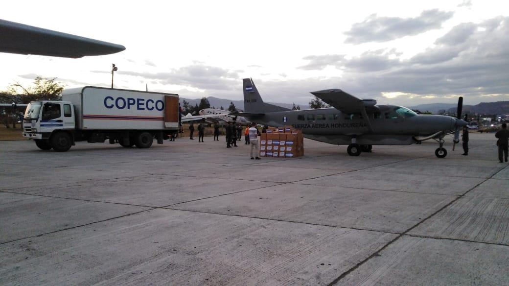 Honduras enviará ayuda humanitaria a Venezuela