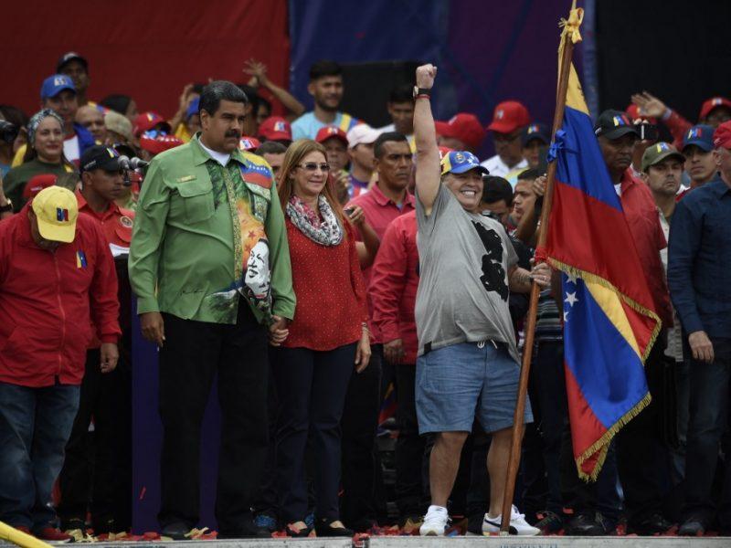 Federación mexicana investigará a Diego Maradona por apoyar a Nicolás Maduro