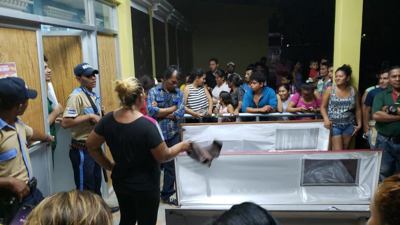 Tres personas muertas en balacera ocurrida en Ciudad Nueva, Choluteca