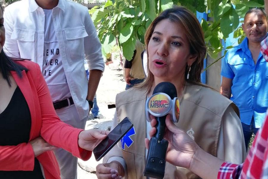 Ministra de Salud pide a población hondureña no alarmarse con tema del coronavirus