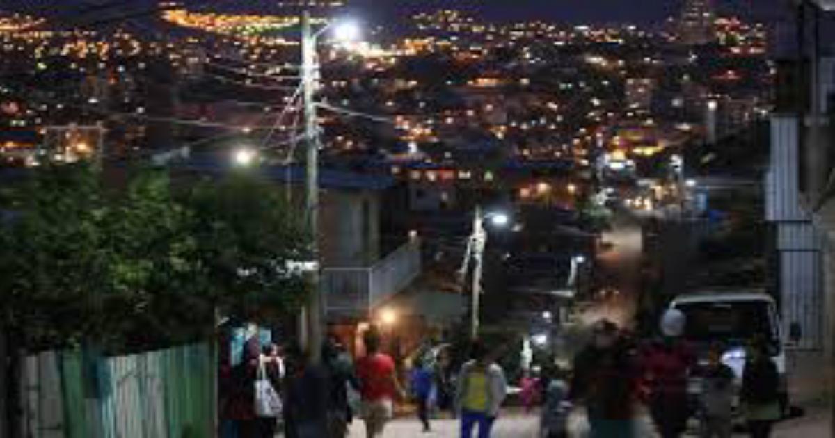 Honduras el segundo país de Latinoamérica mas atrasado en cobertura de energía eléctrica