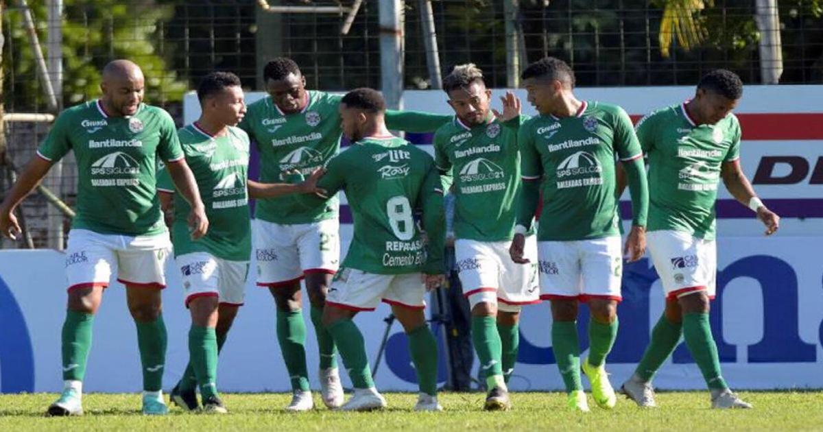 Marathón, por seguir líder del Apertura hondureño en duelo contra el Motagua