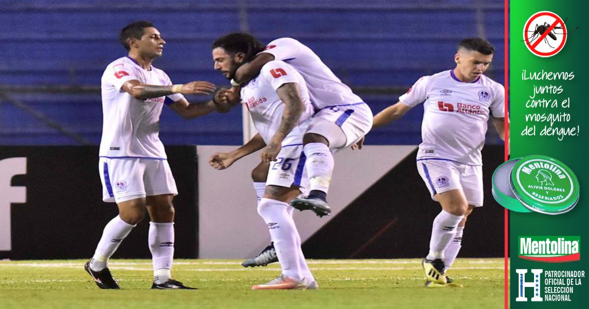 Olimpia y Motagua lamentan que Concacaf aún no les permita jugar con público