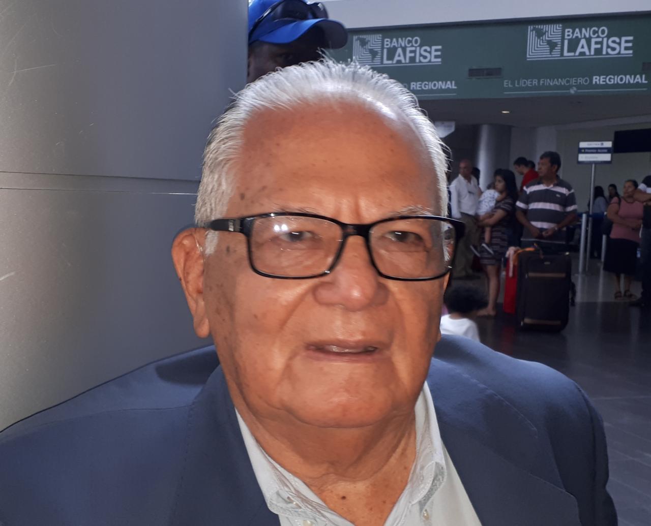 Jorge Yllescas cuestiona que no ha visto organización para realizar un paro nacional