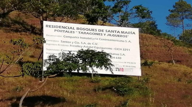 Ministro del Ambiente dice construcción del proyecto Bosques de Santa María, dependerá de lo que diga la Fiscalía