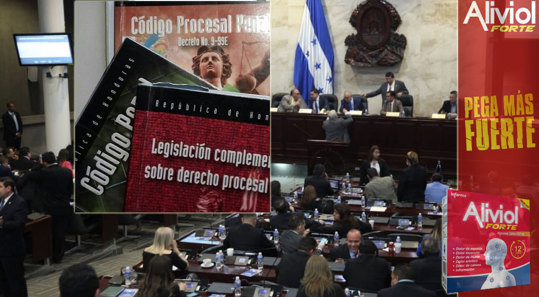 Congreso Nacional amplía por seis meses la vacatio legis del nuevo Código Penal