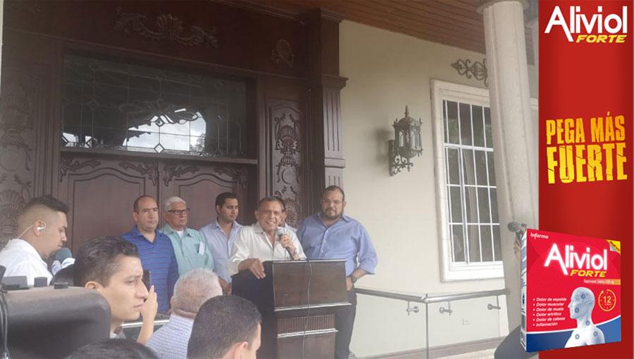 Movimiento político de 'Pepe' Lobo no participará en Convención del Partido Nacional