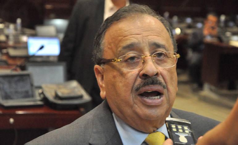 Diputado Ramos Soto pide al presidente del Congreso 'poner orden' en la seguridad del Hemiciclo