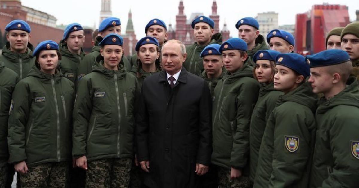 Putin destaca que la unión social es la clave del desarrollo de Rusia