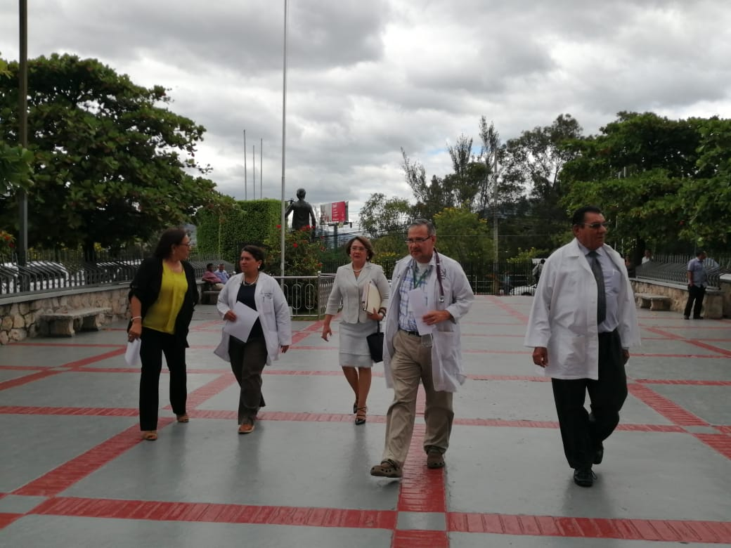 Colegio Médico presenta recurso contra Decreto Ley del Sistema de Protección Social