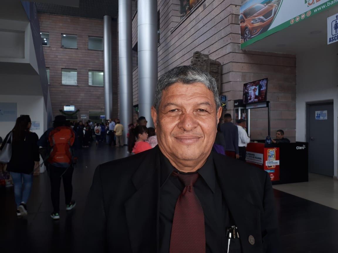 Benedicto Santos dice la Constituyente sería el camino correcto para el país, pero no es el momento