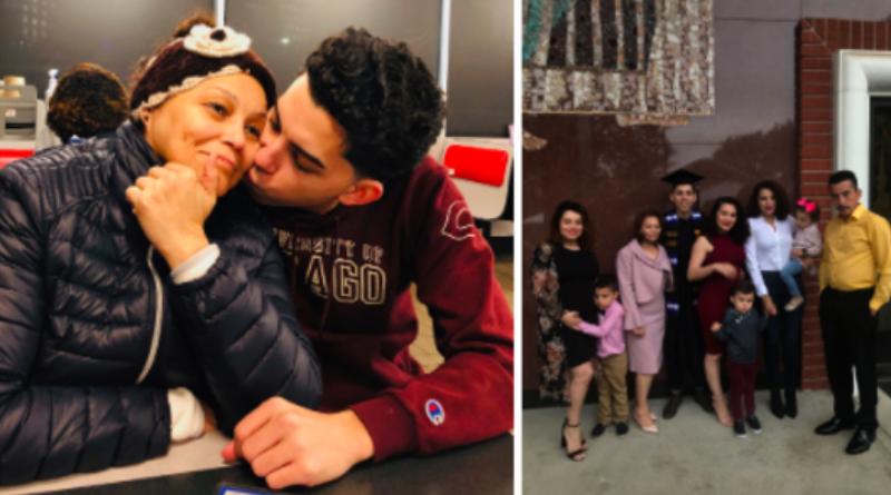 Hondureño lucha para evitar que su madre enferma de cáncer sea deportada de EEUU