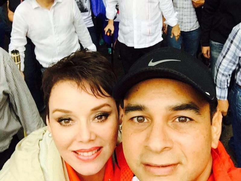 Jorge Aldana y Beatriz Valle buscarán juntos la alcaldía de la capital
