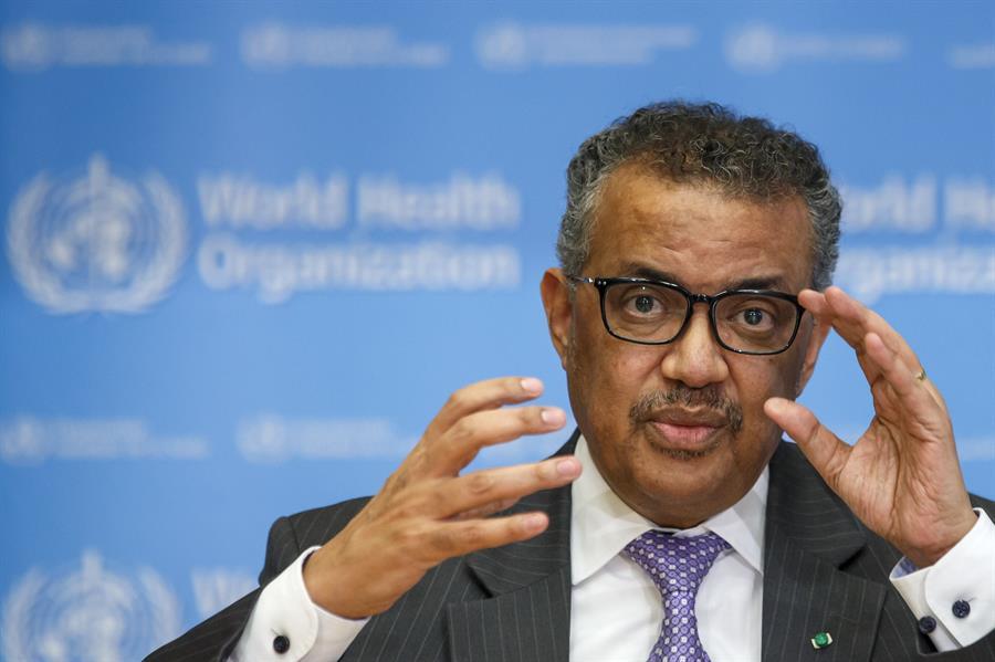 OMS pide 31.300 millones de dólares para vacunas y tratamientos contra COVID