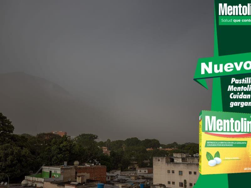 """La peor nube de polvo del Sahara en 50 años lleva """"peligro"""" a aire del Caribe"""