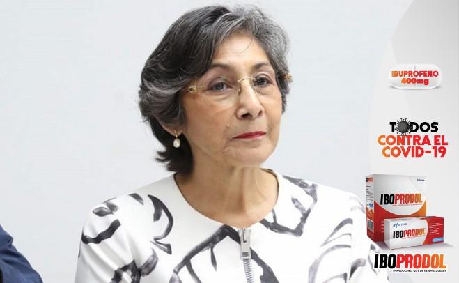 """Maribel Espinoza: """"No podemos permitir que las elecciones sean financiadas por el narcotráfico y crimen organizado"""""""