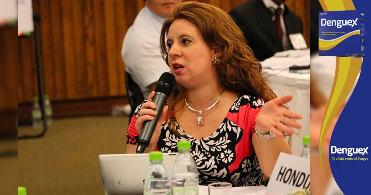 Doris Gutiérrez espera que gestión de nueva directora de Invest-H, sea favor de atención médica de los hondureños
