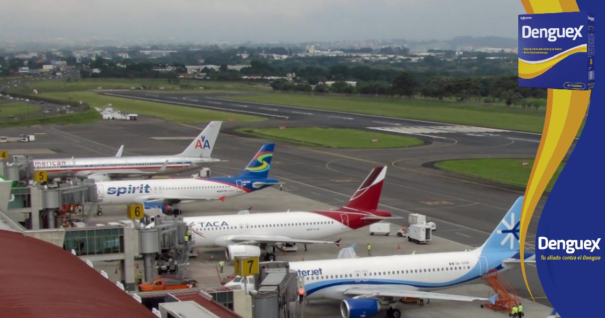 Diputado dice que no apoyarán ningún proyecto de concesión de aeropuertos que dañen las finanzas del Estado
