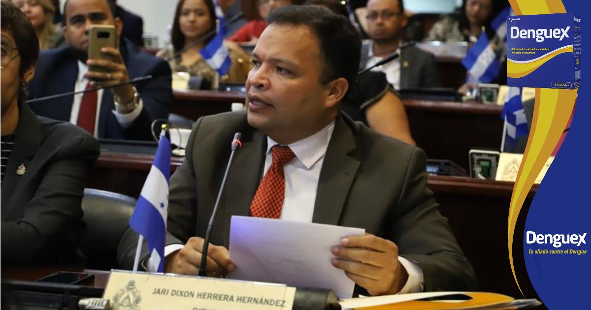 """Jary Dixon: """"Los hondureños no podemos seguir siendo víctima del chantaje de contratos de energía"""""""