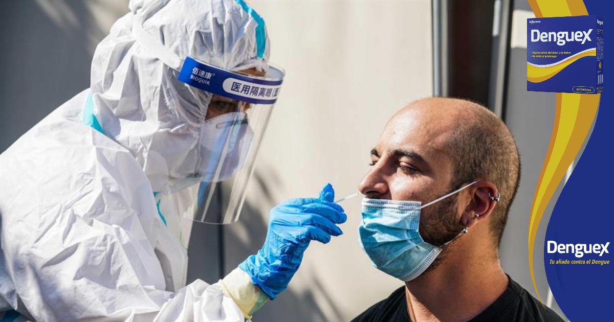 Italia registra 1.444 contagios y realiza casi 100 mil pruebas en últimas 24 horas