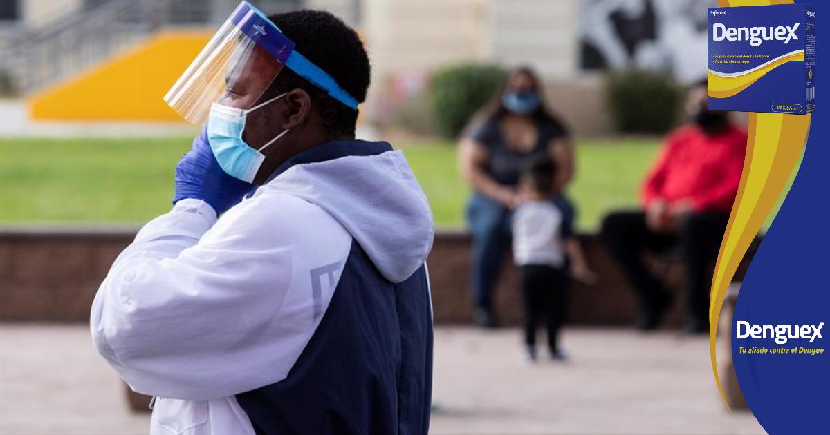 Estados Unidos supera los 6 millones de contagios de COVID-19