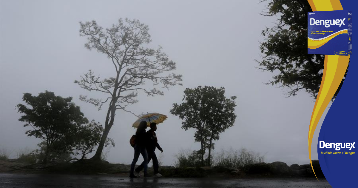 Honduras vigila y monitorea disturbio tropical que generará fuertes lluvias y chubascos