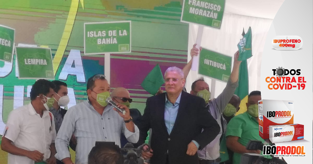 """Esdras Amado López: """"Los tres jinetes del apocalipsis, son los mismos que quieren vendernos las reformas electorales"""""""