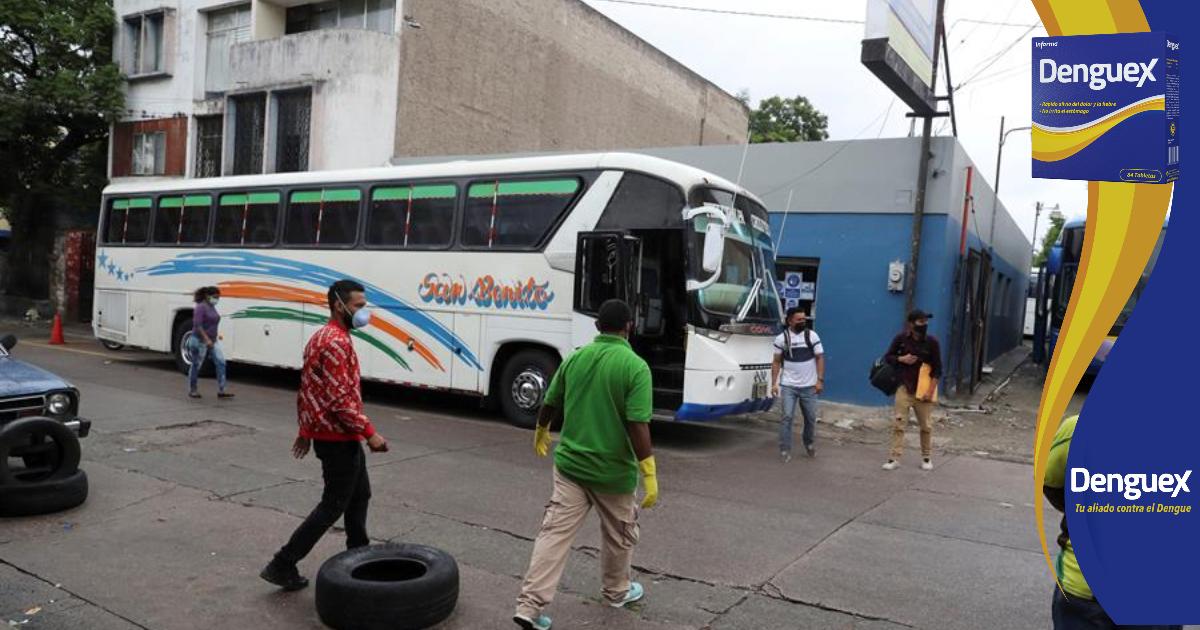 Autoridades del transporte anuncian se abrirán más rutas interurbanas