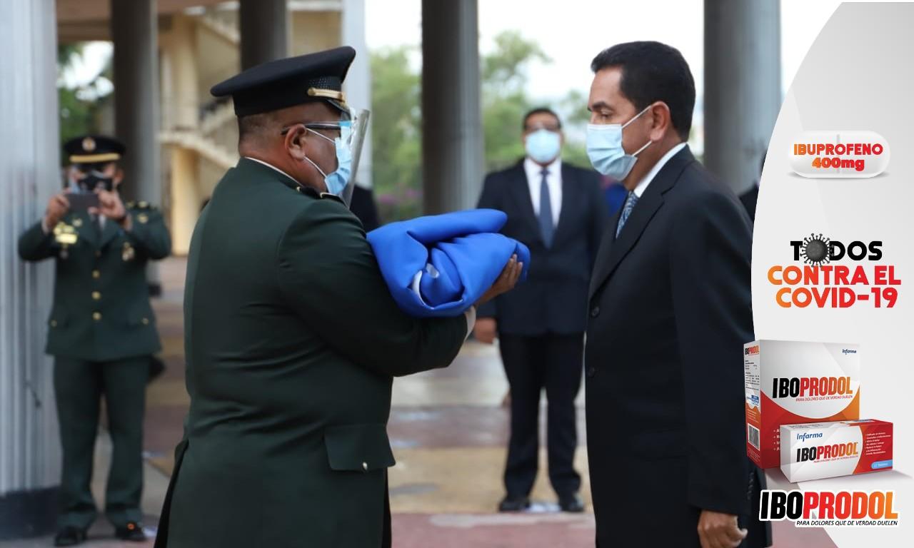 """""""Toño"""" Rivera: La patria entera está de luto por las muertes que ha dejado la pandemia"""