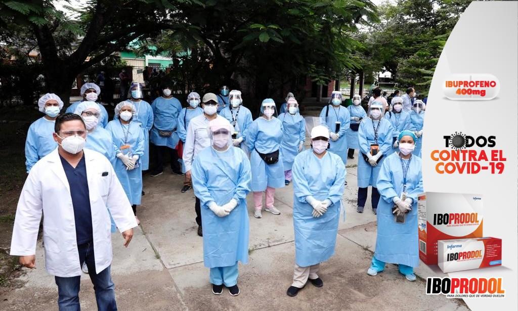 Centros de triaje y brigadas médicas han ayudado a evitar colapso en hospitales, según Salud
