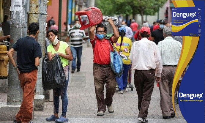 """Economista del FOSDEH dice sería un """"irrespeto"""" del Gobierno avanzar a tercera fase de reapertura económica"""