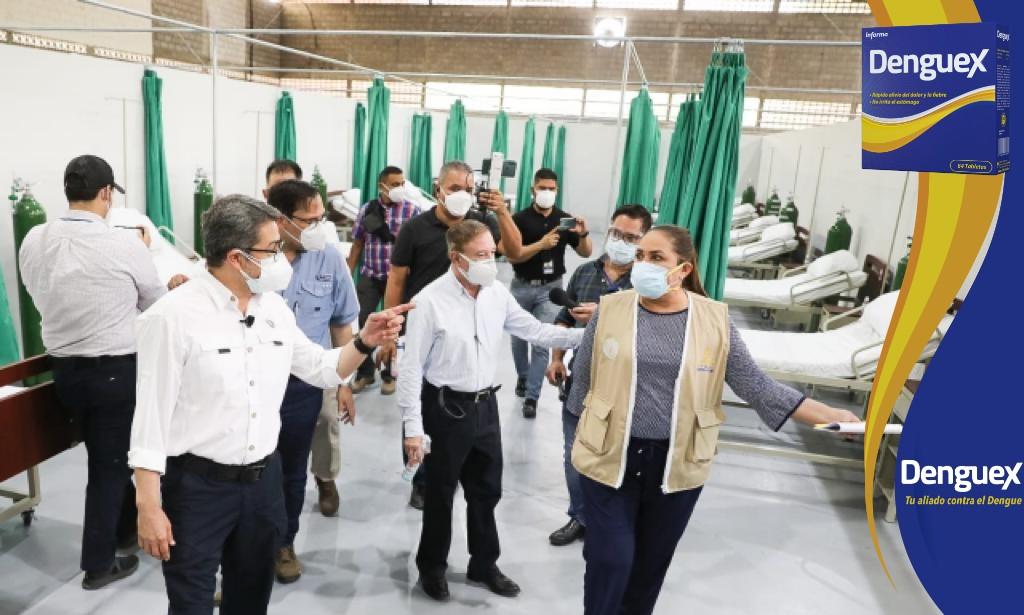 Palou destaca que centros de triajes y brigadas médicas ayudaron a evitar colapso en hospitales
