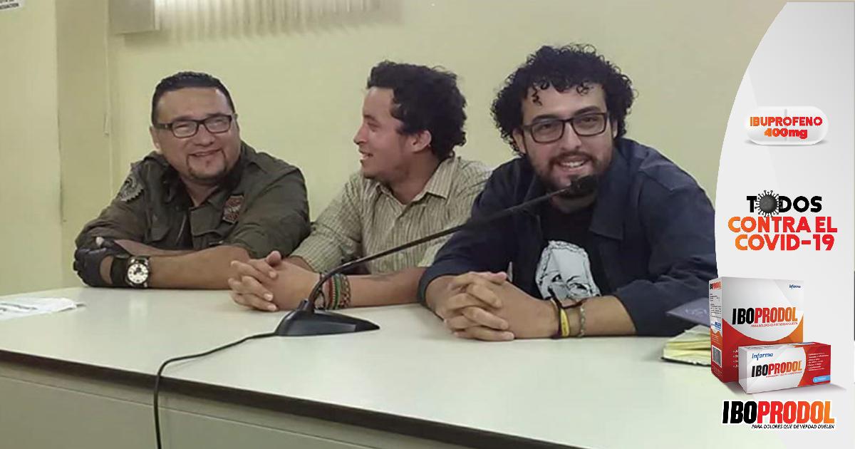 Tres años de reclusión para Sergio Ulloa, Cesario Padilla y Moisés Cáceres por tentación ilegal de bienes de UNAH