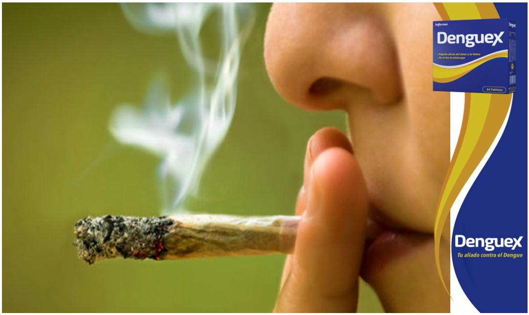 Encuesta: Uno de cada 20 estadounidenses mayores fuma marihuana con regularidad