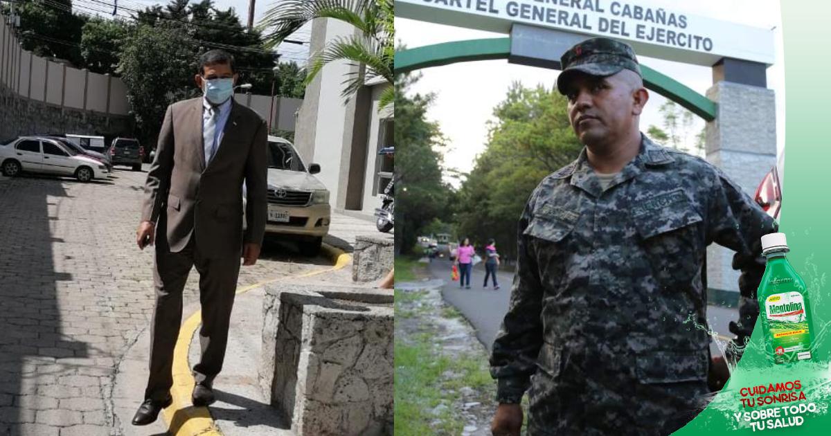 Abogada de Ministro de Defensa: si Santos Orellana tiene pruebas, pues que las traiga (Tribunal)