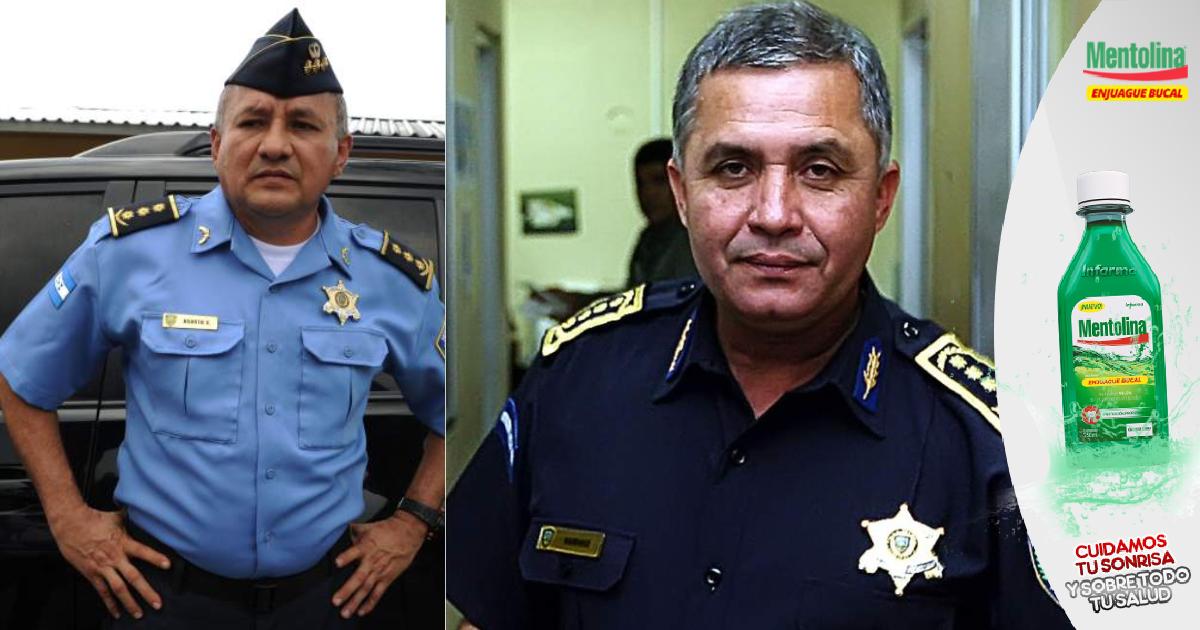 Henry Osorto denuncia amenazas contra él y al exdirector policial Ramírez del Cid, por un mayor de Casa Presidencial