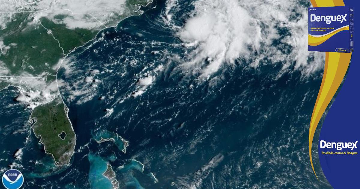 Quince se aleja de EEUU y una onda tropical avanza por el Caribe hacia Centroamérica