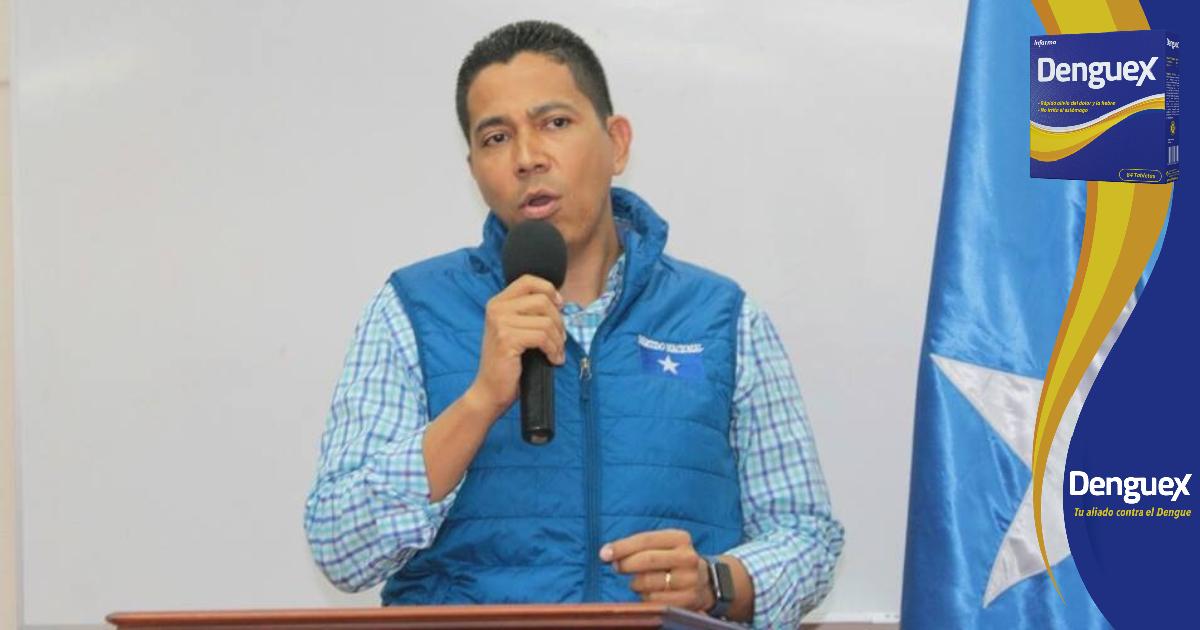 Reinaldo Sánchez propone a las fuerzas políticas, un debate sin condiciones, construir consensos y un pacto por Honduras